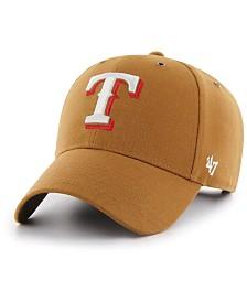 '47 Brand Texas Rangers Carhartt MVP Cap