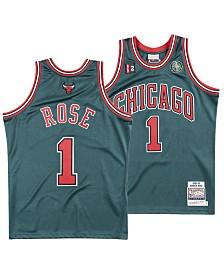 Mitchell & Ness Men's Derrick Rose Chicago Bulls Authentic Jersey