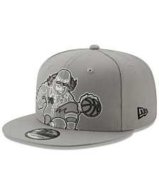 New Era Philadelphia 76ers Light It Up Gray 9FIFTY Snapback Cap