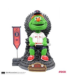 Forever Collectibles Boston Red Sox Game Of Thrones Mascot On Throne Bobblehead