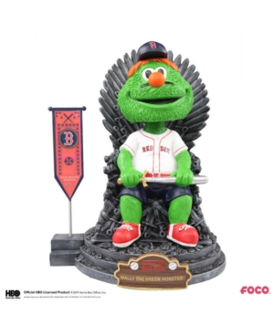 Boston Red Sox Game Of Thrones Mascot On Throne Bobblehead