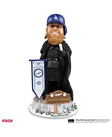 Forever Collectibles Justin Turner Los Angeles Dodgers Game Of Thrones Nights Watch Bobblehead