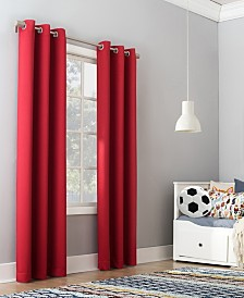 "Sun Zero Kids Riley 40"" x 84"" Blackout Curtain Panel"