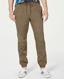 American Rag Men's Articulated Jogger Pants, Created for Macy's