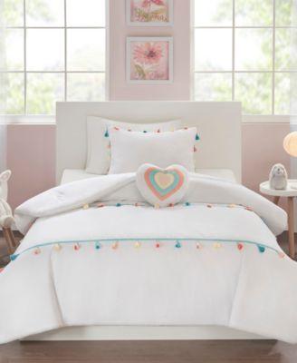 Mi Zone Kids Darya Printed Mermaid Comforter Set