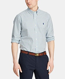 Men's Classic Fit Stretch Button Down Shirt
