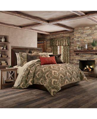 J Queen Taos Multi King Comforter Set