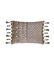 J. Queen New York Sicily Boudoir Decorative Pillow