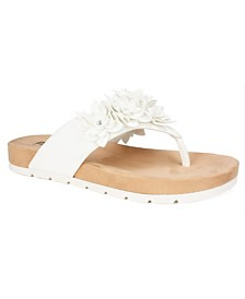 Cliffs by White Mountain Terris Comfort Thong Sandals