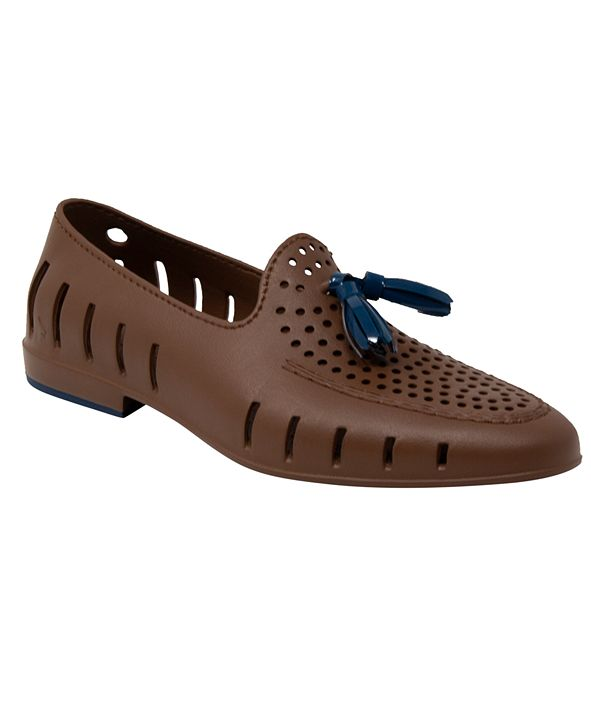 Floafers Men's Slip On Loafers - Executive Tassel