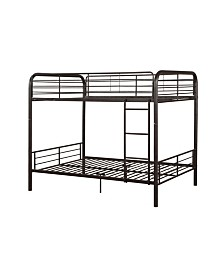 Bristol Full Over Full Bunk Bed
