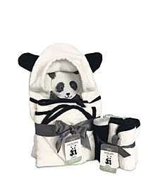 Panda Baby Rayon/Viscose from Bamboo Bath Essentials
