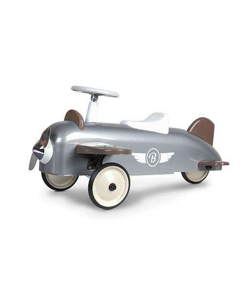 Baghera Metal Ride-On Plane