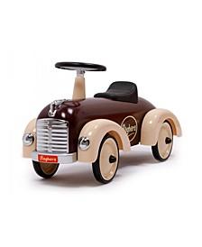 Metal Ride-On Speedster