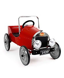 Metal Classic Pedal Car