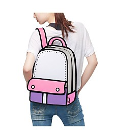 JumpFromPaper Fun and Playful Backpack