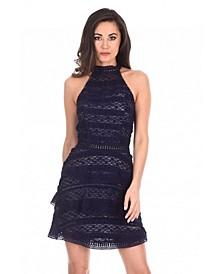 Lace Laye Mini Dress