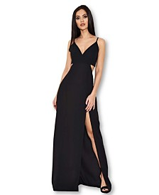 AX Paris Cut Out Maxi Dress