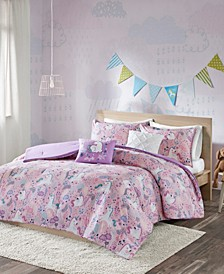 Lola 5-Pc. Full/Queen Comforter Set