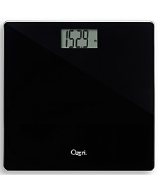 Ozeri Precision 440 lbs Bath Scale with 0.1 lbs Sensors, Infant, Pet and Luggage Tare