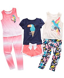 Epic Threads Little Girls Tank Tops, T-Shirts, Shorts and Leggings Separates, Created for Macy's