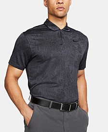 Men's Breathe Vapor Jacquard Golf Polo