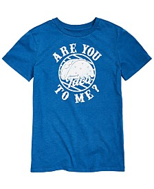 Epic Threads Toddler Boys Are You Taco To Me T-Shirt, Created for Macy's