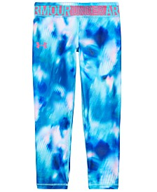 Under Armour Girls' HeatGear® Armour Printed Ankle Crop