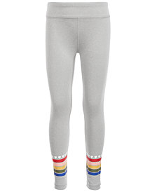 Ideology Little Girls Rainbow Stripe Leggings, Created for Macy's