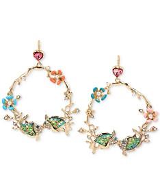 5501bce48f44d Betsey Johnson Earrings: Shop Betsey Johnson Earrings - Macy's