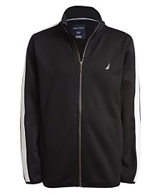 Nautica Big Boys Noah Full-Zip Tricot Jacket