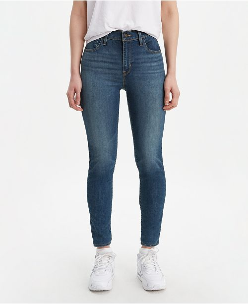 Levi's Women's 720 High Rise Super Skinny Jeans in Short Length