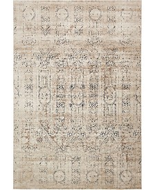 "Bridgeport Home Odette Ode1 Beige 10' x 14' 5"" Area Rug"