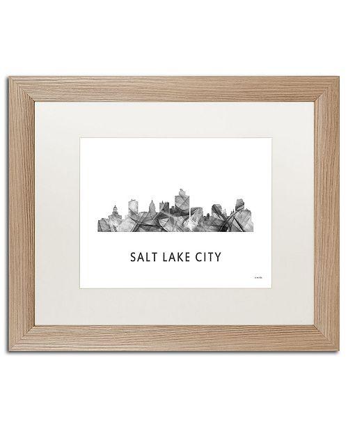 Salt Lake City Utah Homes: Trademark Global Marlene Watson 'Salt Lake City Utah