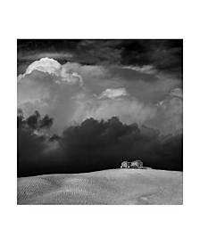 "Maciej Duczynski 'Rustic Italy 2' Canvas Art - 24"" x 24"""