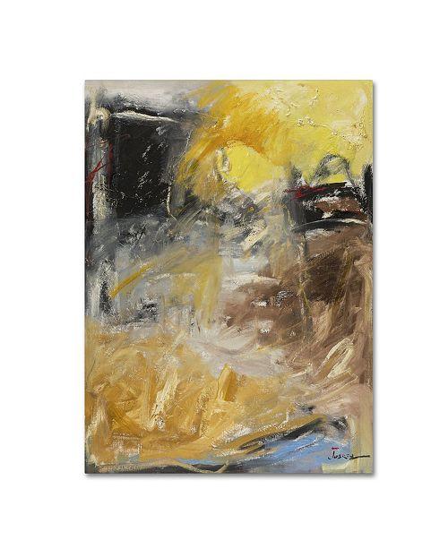 """Trademark Global Joarez 'Minh'alma' Canvas Art - 24"""" x 32"""""""