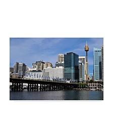"Incredi 'Sydney Australia' Canvas Art - 32"" x 22"""