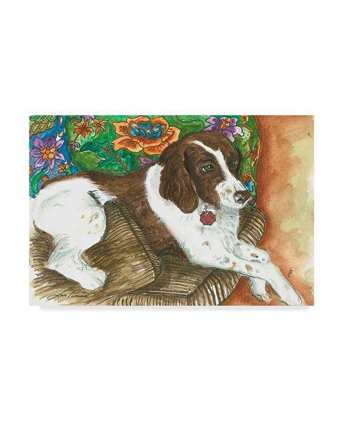 "Trademark Global Jan Panico 'Chester' Canvas Art - 47"" x 30"""
