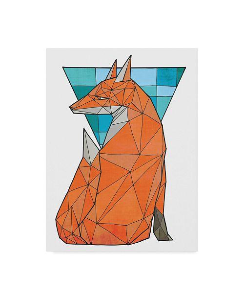 "Trademark Global Ric Stultz 'Red Alert' Canvas Art - 24"" x 32"""