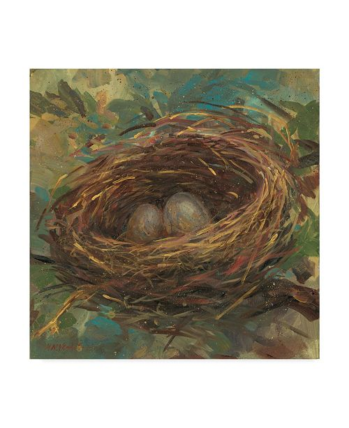 "Trademark Global Mary Miller Veazie 'The Chosen Ones' Canvas Art - 14"" x 14"""