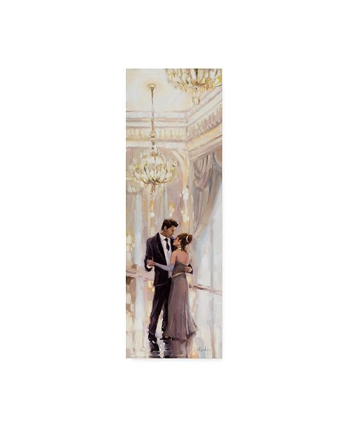 """Trademark Global Steve Henderson 'Just The Two' Canvas Art - 10"""" x 32"""""""