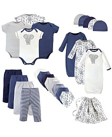 Touched By Nature Organic Layette Set, 25 Piece Set, 0-6 months