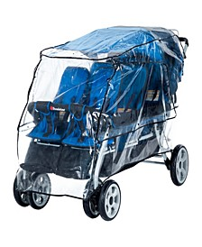 LX6 Stroller Rain Cover