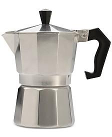 Primula Aluminum 1-Cup Stovetop Espresso Maker