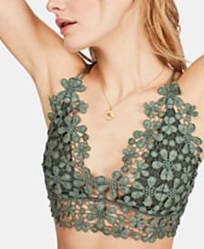 Free People Miss Dazie Crochet Bralette