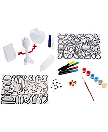 4 Make Your Own Forky & Friends Play Kit