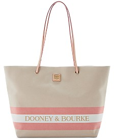 Dooney & Bourke Canvas Large Addison Tote