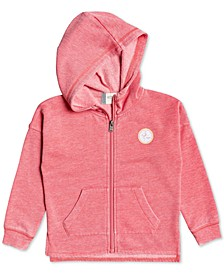 Toddler & Little Girls Magic Wind Hoodie
