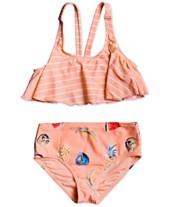 e893f0b339 Roxy Girls Swimsuits & Girls Swimwear- Bathing Suits for Girls - Macy's