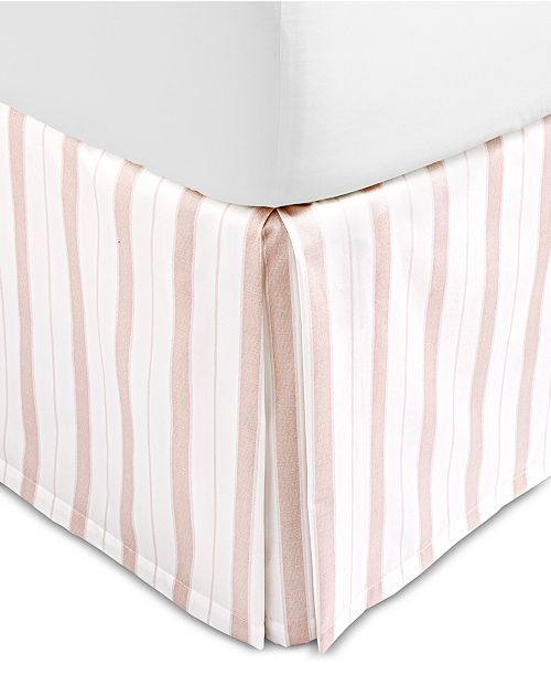 Hotel Collection Classic Jardin Queen Bedskirt, Created for Macy's